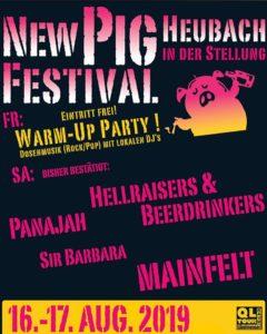 New Pig Festival 2019